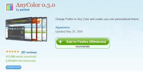 Gambar 2. Add-Ons AnyColor versi 03.0